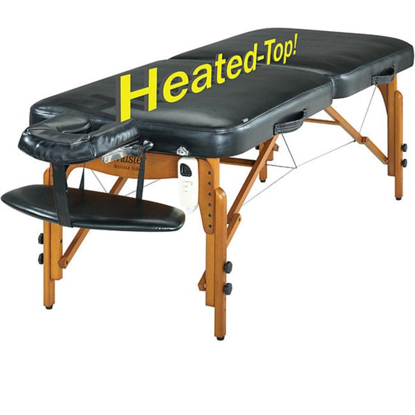 Master Massage Ultima King 3-in-1 Portable Heated Massage Table
