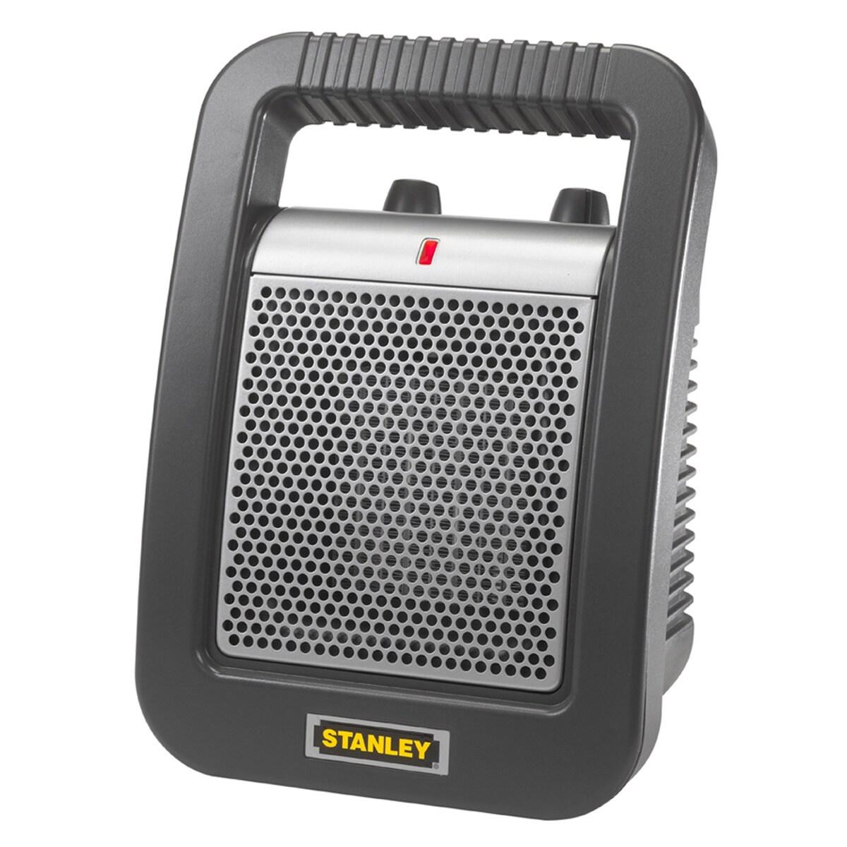 Lasko 675945 Stanley Ceramic Utility Heater w/ Adjustable...