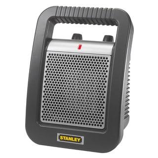 Lasko 675945 Stanley Ceramic Utility Heater w/ Adjustable Thermostat