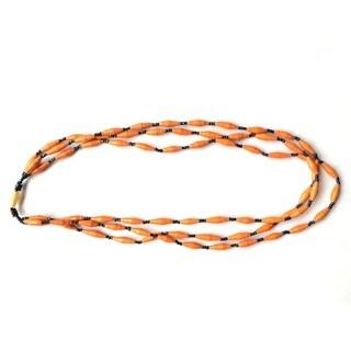 Handmade Recycled Namuwongo 5-string Paper Necklace (Uganda)