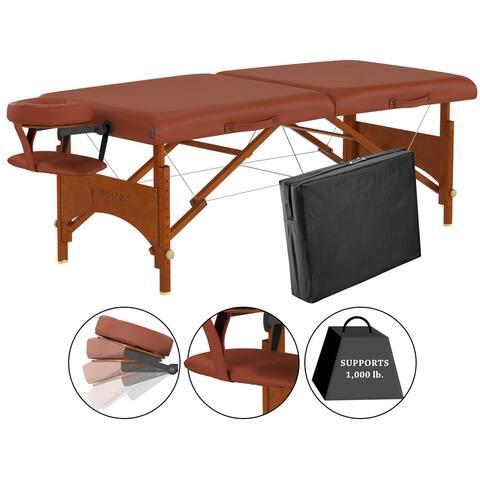 Master Massage 25-inch Fairlane Sport-size Portable Massage Table