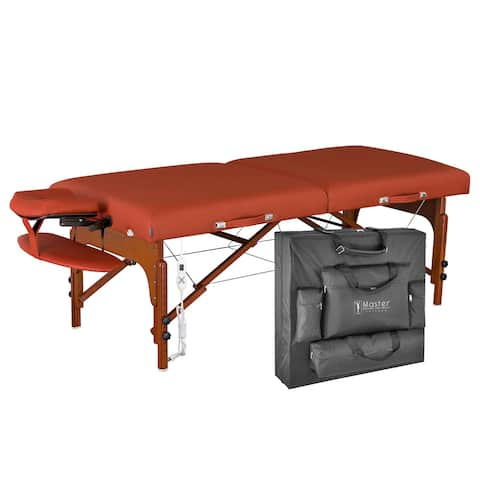 Master Massage Santana Therma Top 31-inch LX Massage Table