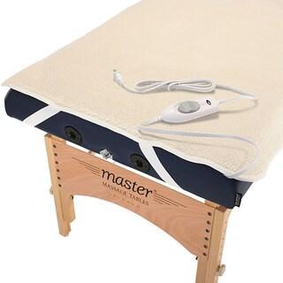 SpaMaster Essentials Deluxe Fleece Table Warmer Pad
