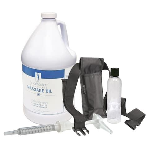 Master Massage 1-gallon Massage Oil Kit
