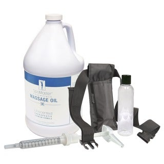 Master Massage 1-gallon Massage Oil Kit