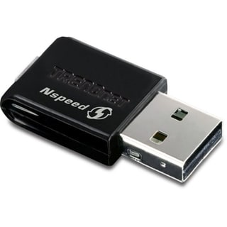 TRENDnet TEW-649UB Mini Wireless N Speed USB Adapter