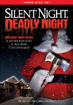 Silent Night, Deadly Night Compilation (DVD)