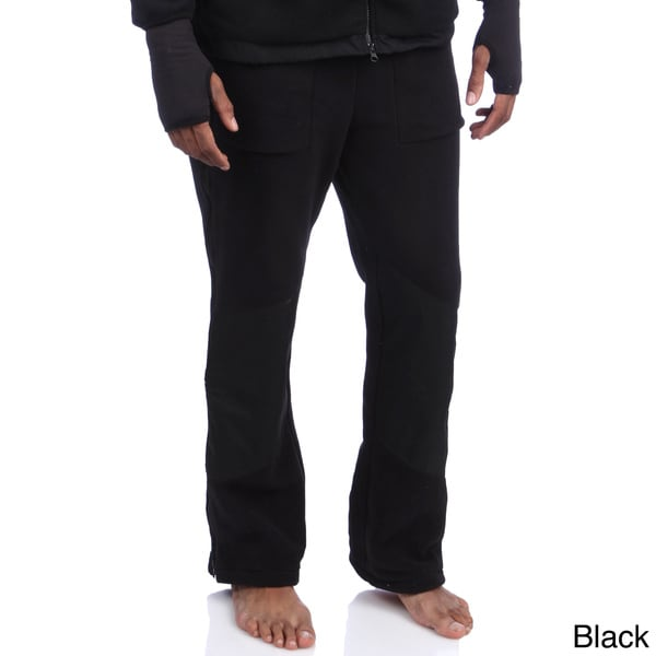 633a0b227 Shop Men's Fleece Military Pants - Free Shipping Today - Overstock ...