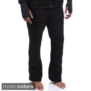 Men's Fleece Military Pants