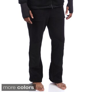 Men's Fleece Military Pants
