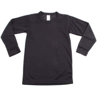 Kids' Midweight Thermal Crewneck Black Top https://ak1.ostkcdn.com/images/products/4290947/P12271134.jpg?impolicy=medium