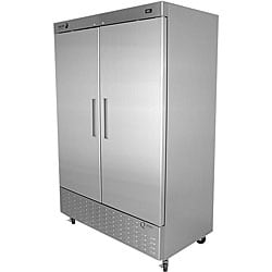 Fagor Commercial QVR-2 Reach-in Double-door Refrigerator