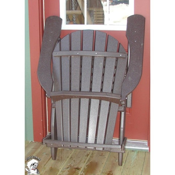 forever phat tommy recycled folding adirondack chair phat tommy