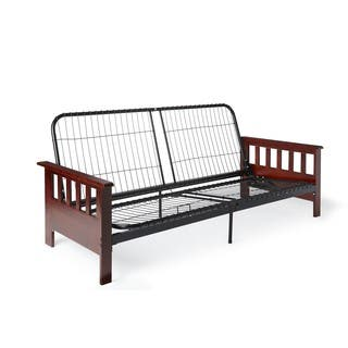 Provo Mission-style Futon Sofa Sleeper Frame|https://ak1.ostkcdn.com/images/products/4291316/P12271355.jpg?impolicy=medium