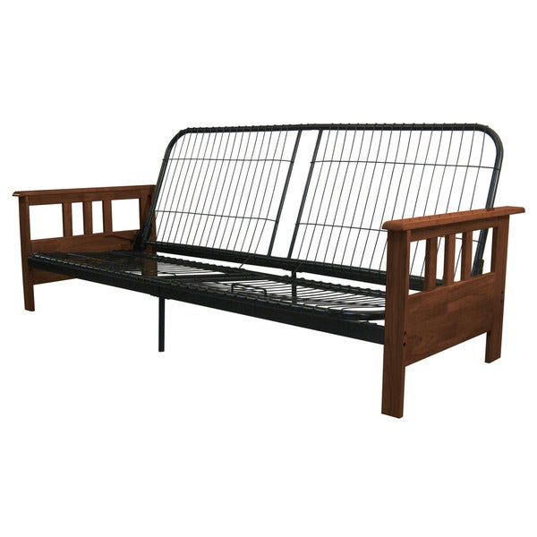 Provo Queen Size Mission Style Futon Frame