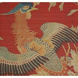 Red Phoenix 48-inch Bamboo Blind (China)