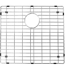 vigo kitchen sink bottom grid 19 in x 17 in - Kitchen Sink Grids