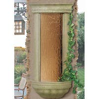 Bronze/ Ancient Stone Bellezza Indoor/ Outdoor Fountain