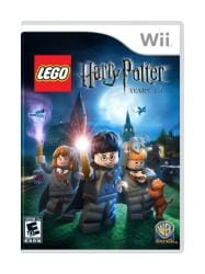 Wii - LEGO Harry Potter: Years 1-4- By WB Games - Thumbnail 1