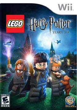 Wii - LEGO Harry Potter: Years 1-4- By WB Games