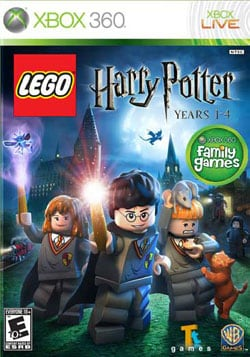 Xbox 360 - LEGO Harry Potter: Years 1-4- By WB Games