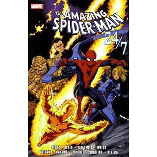 Spider-man: 24/7 (Paperback)