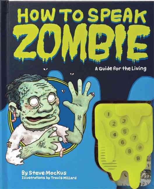 How to Speak Zombie: A Guide for the Living (Board book)