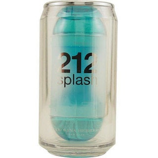 Carolina Herrera '212 Splash' Women's 2-ounce Eau de Toilette Spray