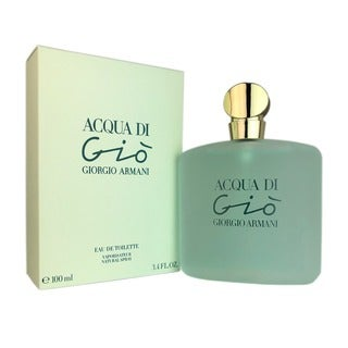 Giorgio Armani Acqua Di Gio Women's 3.4-ounce Eau de Toilette Spray