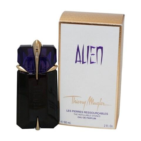 Thierry Mugler Alien Women's 2-ounce Refillable Eau de Parfum Spray