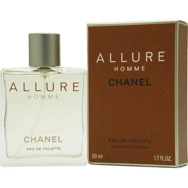91b882b8d67 Shop Allure by Chanel Men s 1.7 oz Eau de Toilette Spray - Free Shipping  Today - - 4295432