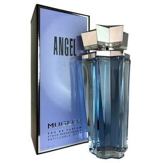 Thierry Mugler Angel Women's 3.4-ounce Eau de Parfum Spray in Refillable Bottle|https://ak1.ostkcdn.com/images/products/4295447/P12274847.jpg?impolicy=medium