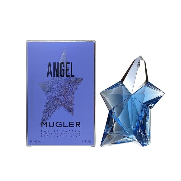 Angel by Thierry Mugler for Women Signature Vanity Case NEW