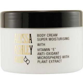 Alyssa Ashley Musk Women's 8.5-ounce Body Cream
