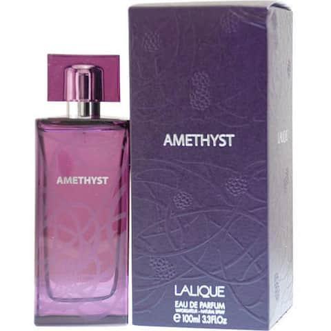 Lalique Amethyst Women's 3.4-ounce Eau de Parfum Spray