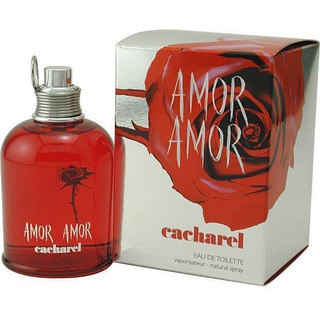 Cacharel Amor Amor Women's 1-ounce Eau de Toilette Spray