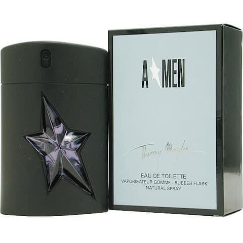 Thierry Mugler Angel Men's 3.4-ounce Eau de Toilette Spray