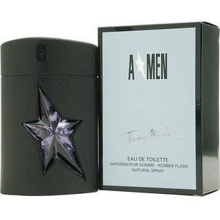 Thierry Mugler Angel Men's 3.4-ounce Eau de Toilette Spray