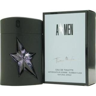 Thierry Mugler Angel Men's 1.7-ounce Rubber Bottle Eau de Toilette Spray