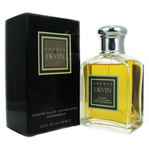 Aramis Devin Country Men's 3.4-ounce Eau de Cologne Spray