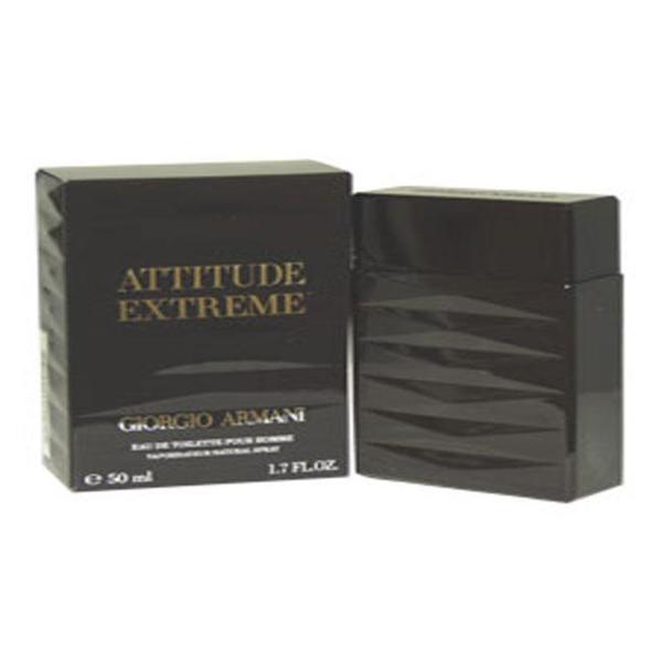 Shop Giorgio Armani Attitude Extreme Mens 17 Ounce Eau De Toilette