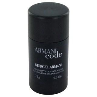 Giorgio Armani Armani Code Men's 2.6-ounce Deodorant Stick