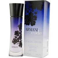Women's Giorgio Armani Code 1-ounce Eau de Parfum Spray