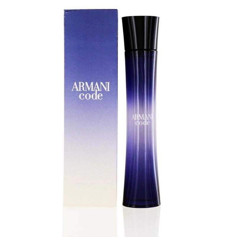 armani code women's perfume