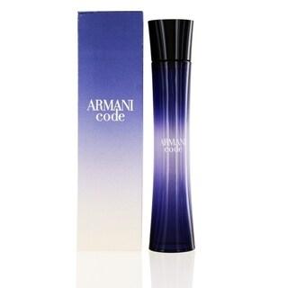 Giorgio Armani Code Women's 1.7-ounce Eau de Parfum Spray
