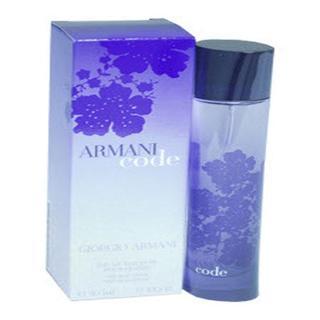 Armani Code Women's 2.5-ounce Eau de Toilette Spray