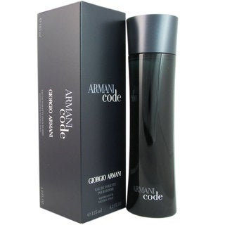 Armani Code Men's 4.2-ounce Eau de Toilette Spray