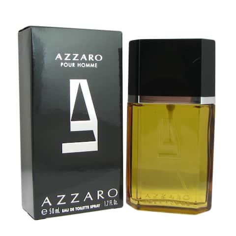 Azzaro Men's 1.7-ounce Eau de Toilette Spray