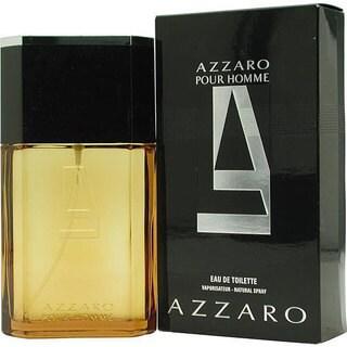 Azzaro Men's 1-ounce Eau de Toilette Spray