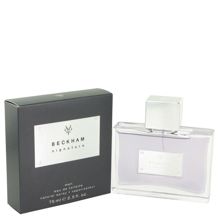 Beckham Signature Men's 2.5-ounce Eau de Toilette Spray, ...
